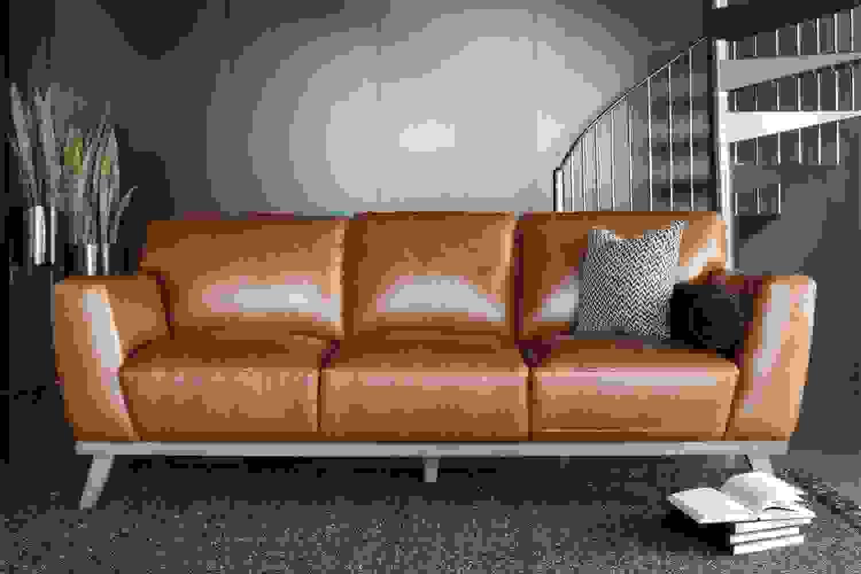 Comfortable sofa for comfortable living room | Source: harveynorman.co.nz