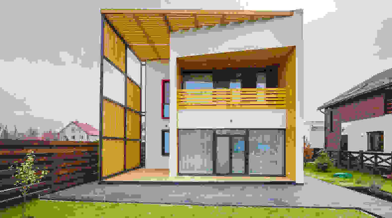 De Stjil-inspired home in Kiev by Workshop Dmitriy Grynevich | Source: grynevich.com