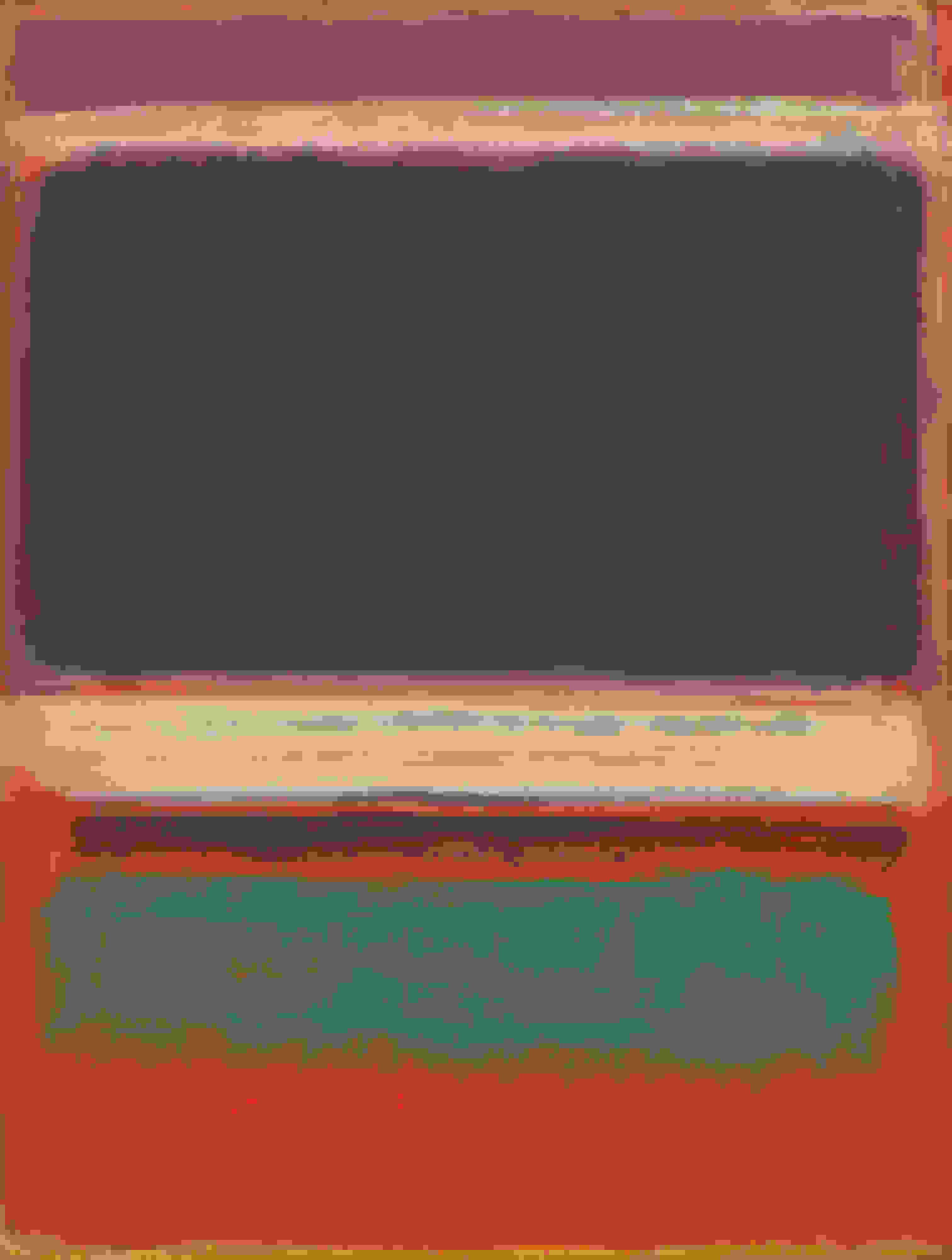 Rothko's No. 3/No. 13 (1949) | Source: moma.org