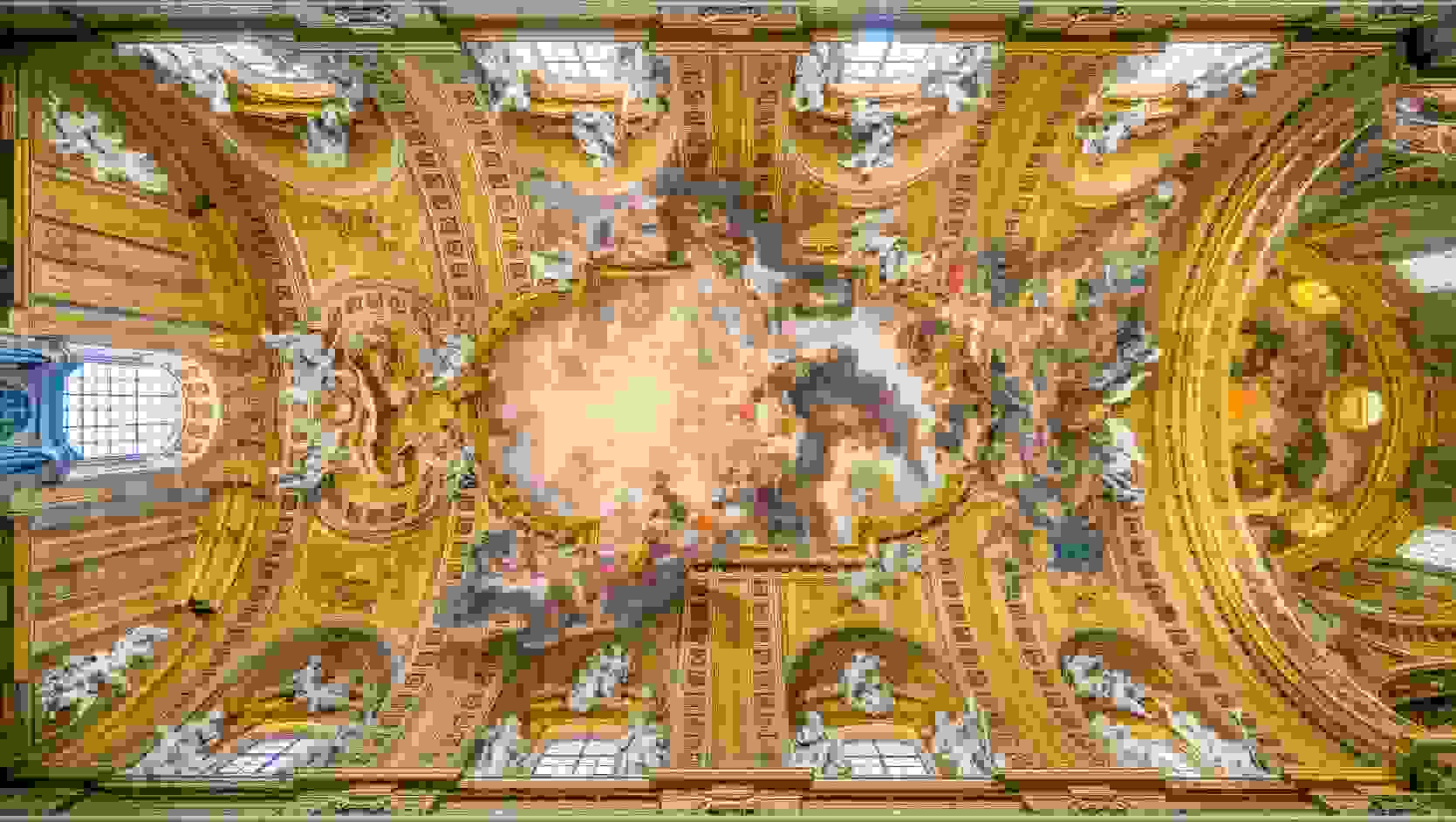 Giacomo Barozzi da Vignola and Giacomo della Porta's Church of the Gesù dome | Source: colosseumrometickets.com