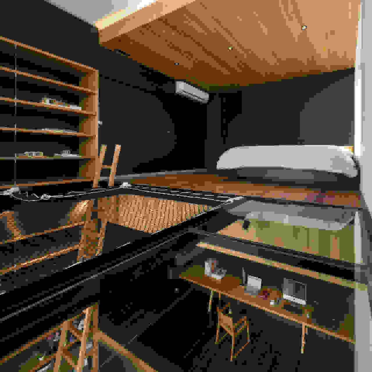 Recreational mezzanine | Source: homedit.com