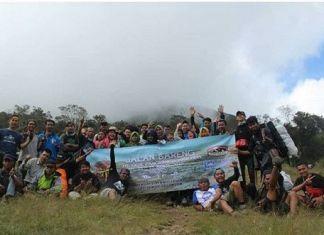 Muringhal! Pangalaman Mistis Pendaki Gunung Gede Kiwari Janten Viral di Medsos
