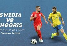 Prediksi Piala Dunia 2018 Pertandingan Antara Swedia Melawan Inggris