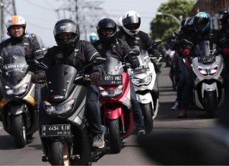 Merawat Motor Sanggeus Touring Jarak Tebih