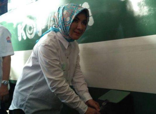 Bos Pertamina Manggihan Ieu Wanci Blusukan Cek B20