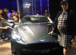 Rp 15 M Pangaos Aston Martin Vanquish Ultimate