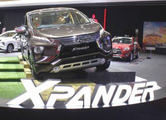 Mitsubishi Ronjatkeun Produksi Xpander Margi Loba Diminati