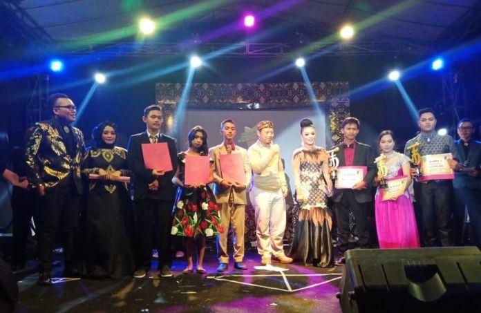 Jawara Festival Dangdut Majalengka 2018 Krismayanti Sarta Dani