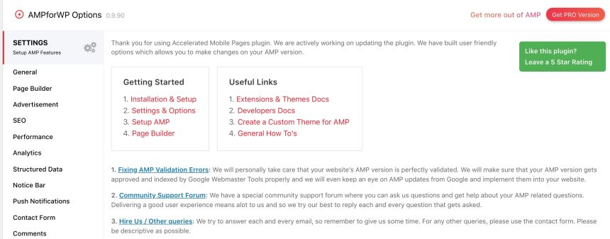 screenshot-halaman-pengaturan-plugin-AMPforWP-Plugin