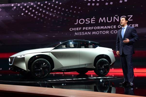 3 Kendaraan Beroda Empat Listrik Nissan Akan Di Pajang Di Auto China 2018