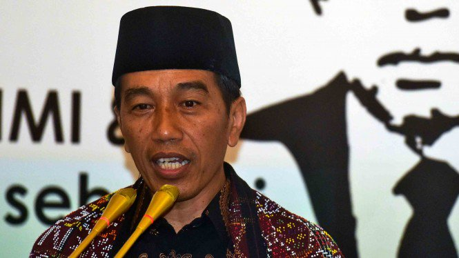 Jokowi Bade Dilaporkeun ka Polisi