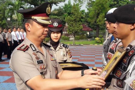Polres Subang Pecat 2 Anggotana