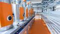 Maschinen für die Bearbeitung von Kunststoffformteilen