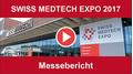 Rückblick Swiss Medtech Expo 2017