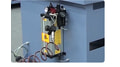 Lubrication of bandsawing machines