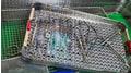 Sterilisationsbehälter für bis zu 1000 Sterilisationszyklen