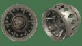 Additiv gefertigte Mars-Rover-Felge