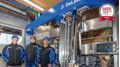 DeLaval VMS V300 Melkroboter: Bis zu 10% höhere Kapazität