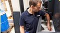 Everything clean: Machines, workpieces and emulsion