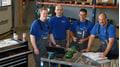 Maschinenwinterservice - allgemeine Werkstattarbeiten