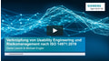 Webinar: Usability Engineering & Risikomanagement