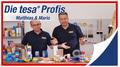 tesa® Profis: Tipps&Tricks für Handwerker - Richtig abkleben