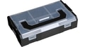 L-BOXX Mini mit transparentem Deckel, aus lebensmittelechtem Kunststoff