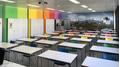 Neugestaltung Klassenzimmer Maler, BBZ IDM Thun