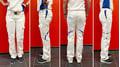 Neu: Bequeme Damenhose für Malerinnen und Gipserinnen