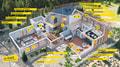 «sia-Haus Konzept Innenausbau»: Knackig, einfach, effizient