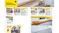 4. Holzuntergründe spachteln/streichen