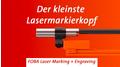 FOBA TiTUS™: World's smallest laser marking head