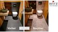 Inkiostro Bianco: Wand- & Bodengestaltung für Ihre Nasszelle