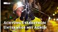 Achtung Starkstrom: Unterwegs mit Fahrleitungsmonteur Agron
