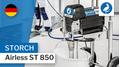 STORCH Airless ST 850: Rationeller Beschichten im Duo