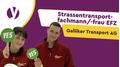 Strassentransportfachfrau/-mann EFZ bei Galliker