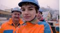 Vom Maurer zum Skirennfahrer