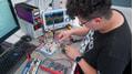 Lerne den Beruf Elektroniker/in EFZ kennen