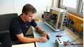 Lehrstelle als Elektroniker/in EFZ bei der Komax AG