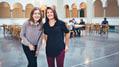 Das Gymnasium für junge Frauen