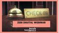 ZEBI digital - Webinar über die Hotellerieberufe
