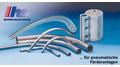 Edelstahl-Rohrsysteme für pneumatische Förderanlagen