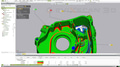 Evatronix 3D Scanner mit Geomagic Control X