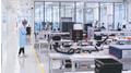 maxon Reinraum am Produktionsstandort in Sachseln (CH)