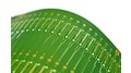 Applications for flexible PCBs: reliable connection options as a cable replacement.