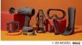 SLS 3D-gedruckte Bauteile aus Nylon 11 & 12