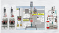 Controlled Lab Reactor workstations from SYSTAG