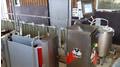 Urban-AlmaPro Tränkautomat mit 12'' Display: Für maximale Überwachung der Kälbergesundheit.