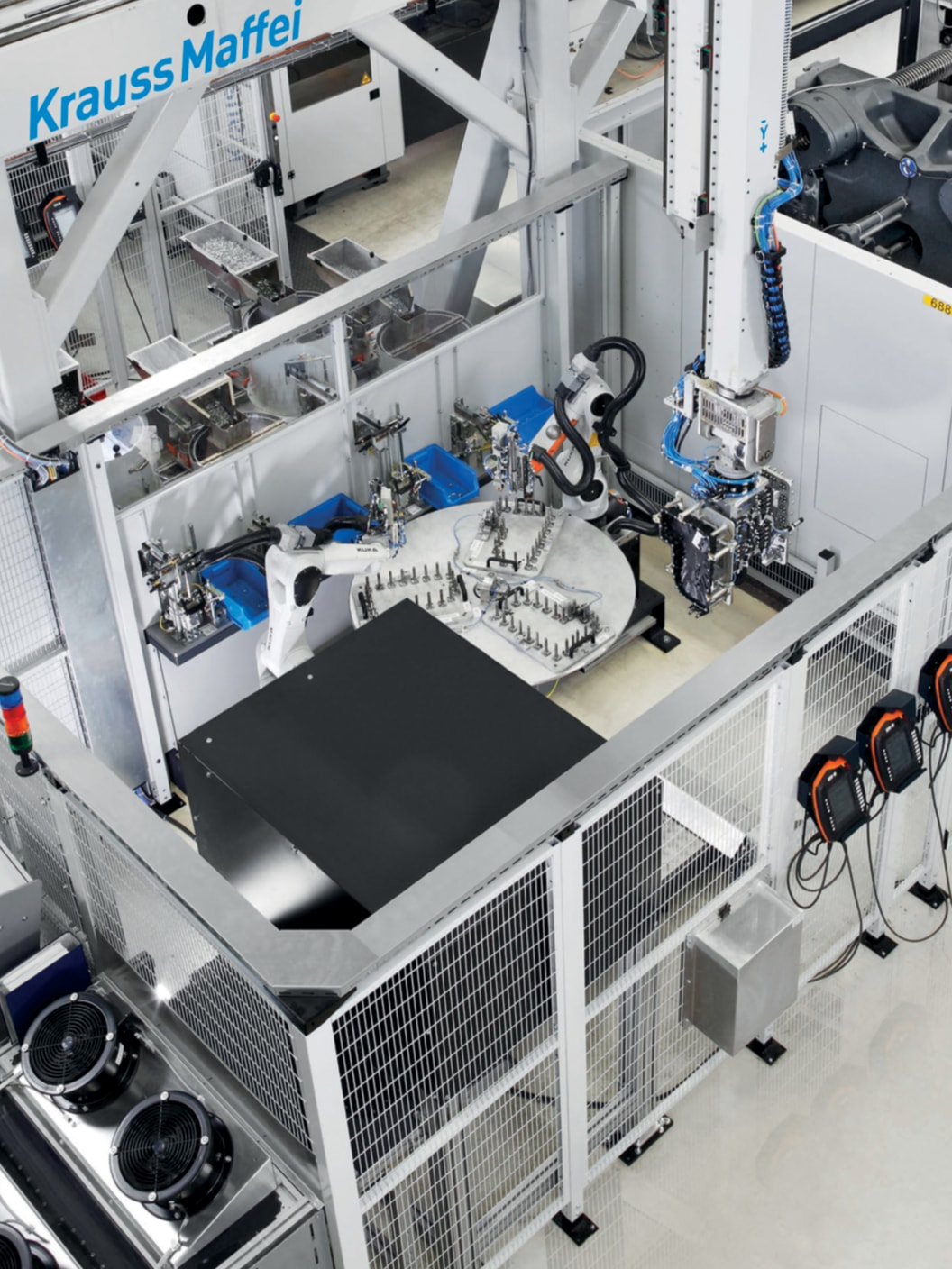 High degree of automation results in 25 % higher efficiency - Swiss