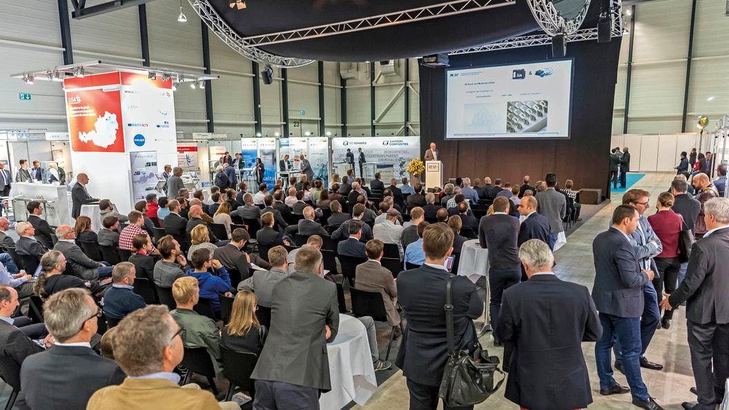 Swiss Medtech Expo 2019 - Swiss Plastics Platform